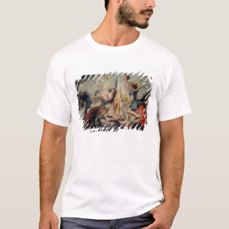 Abraham and the Three Angels T-Shirt