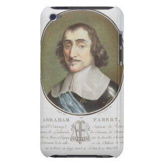Abraham de Fabert (1599-1662) from 'Portraits des iPod Touch Covers
