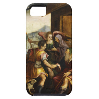 Abraham Dismisses his Son Ishmael by Jan Soens iPhone 5 Case