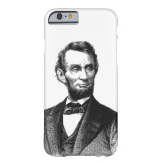 "Abraham Lincoln 1865 ""The great emancipator"" Barely There iPhone 6 Case"