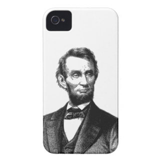 "Abraham Lincoln 1865 ""The great emancipator"" Case-Mate iPhone 4 Cases"