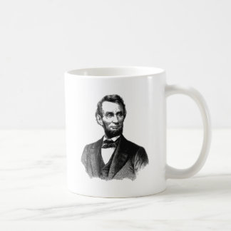 "Abraham Lincoln 1865 ""The great emancipator"" Coffee Mug"