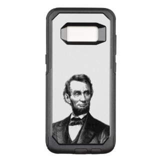 "Abraham Lincoln 1865 ""The great emancipator"" OtterBox Commuter Samsung Galaxy S8 Case"