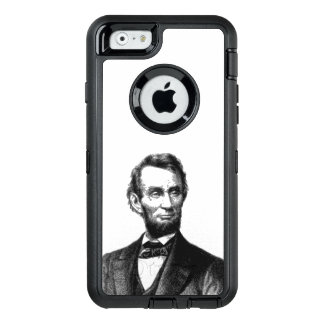 "Abraham Lincoln 1865 ""The great emancipator"" OtterBox iPhone 6/6s Case"