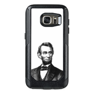 "Abraham Lincoln 1865 ""The great emancipator"" OtterBox Samsung Galaxy S7 Case"