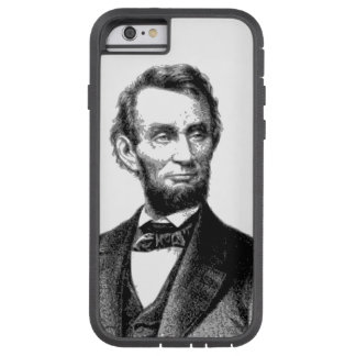 "Abraham Lincoln 1865 ""The great emancipator"" Tough Xtreme iPhone 6 Case"