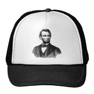 "Abraham Lincoln 1865 ""The great emancipator"" Trucker Hat"