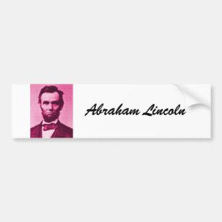 abraham-lincoln, Abraham Lincoln Bumper Sticker