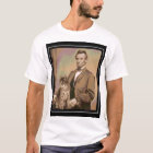 """Abraham Lincoln and his cat """"Dixie"""" T-Shirt"""