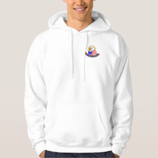 Abraham Lincoln And Son Hoodie