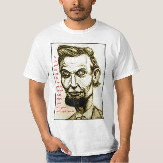 ABRAHAM LINCOLN ART JACK JOYA T-Shirt
