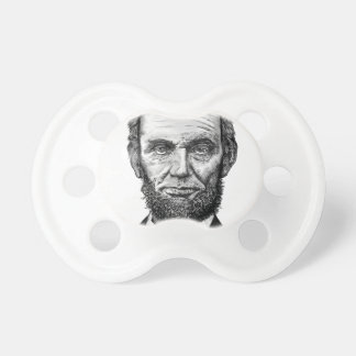 Abraham Lincoln Baby Pacifiers