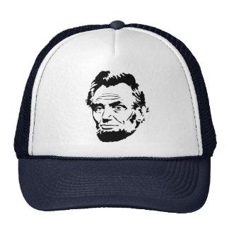 Abraham Lincoln Baseball Cap Trucker Hat