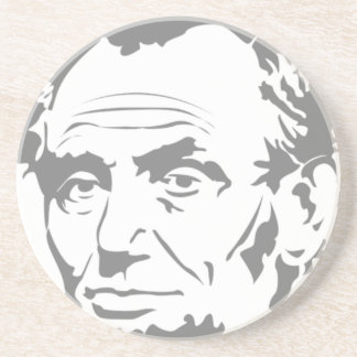 Abraham Lincoln Beverage Coaster