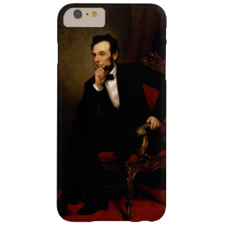 Abraham Lincoln by George Peter Alexander Healy Barely There iPhone 6 Plus Case