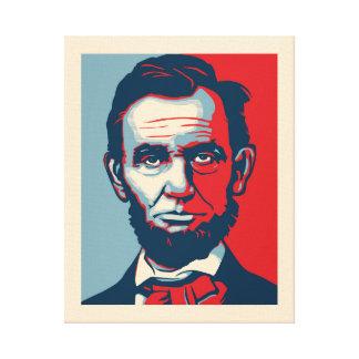Abraham Lincoln Canvas