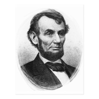 Abraham Lincoln Cartes Postales
