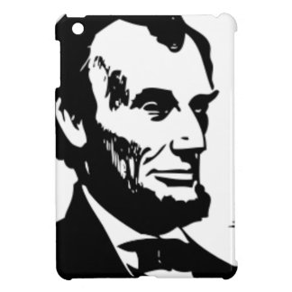 Abraham Lincoln Drawing iPad Mini Cover