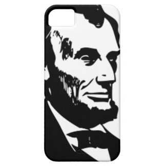 Abraham Lincoln Drawing iPhone 5 Case