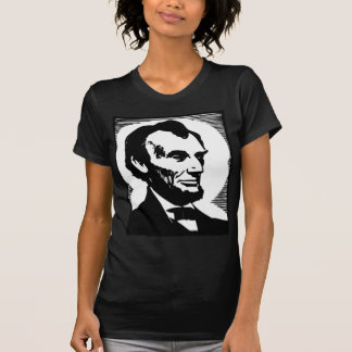 Abraham Lincoln Drawing T-Shirt