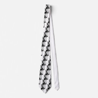 Abraham Lincoln Drawing Tie