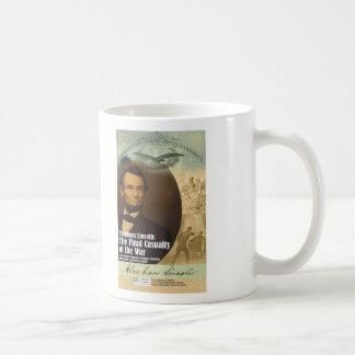 Abraham Lincoln Exhibit Mug - Customized