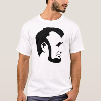 Abraham Lincoln Face T-Shirt