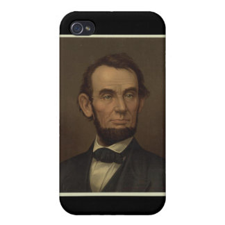 Abraham Lincoln  iPhone 4/4S Covers