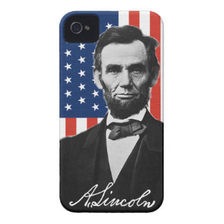 Abraham Lincoln iPhone 4 Case