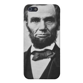 ABRAHAM LINCOLN iPhone 5/5S COVERS