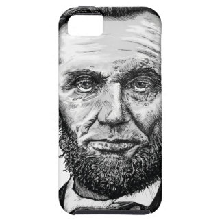 Abraham Lincoln iPhone 5 Cover
