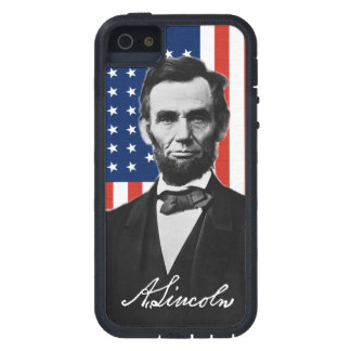 Abraham Lincoln iPhone 5 Xtreme Case