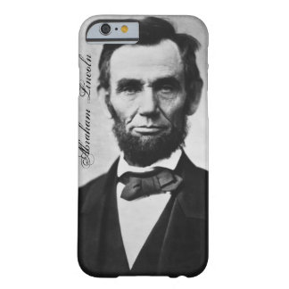 Abraham Lincoln iPhone 6 case