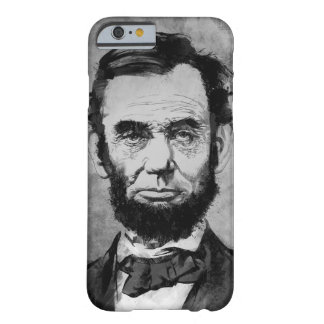 Abraham Lincoln iPhone 6 Case by Matthew Childers