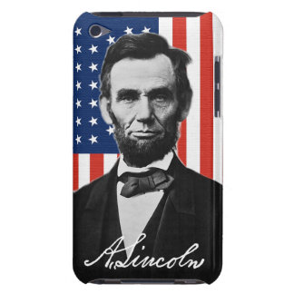 Abraham Lincoln iPod Touch Case