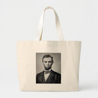 Abraham Lincoln! Large Tote Bag
