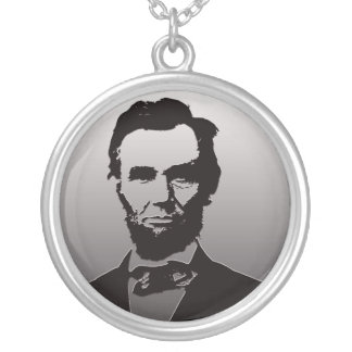 Abraham Lincoln Necklace