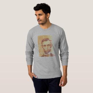 Abraham Lincoln Original Artwork T-Shirt