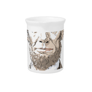 Abraham Lincoln Pitcher