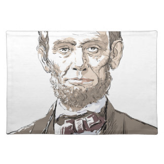Abraham Lincoln Placemat