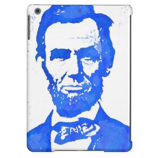 Abraham Lincoln Pop Art Portrait iPad Air Cover