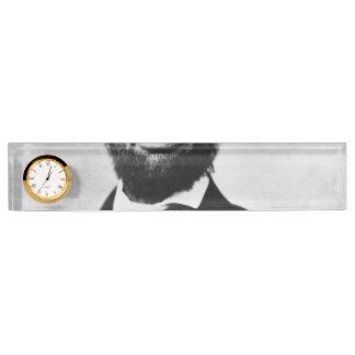 Abraham Lincoln Portrait Nameplate