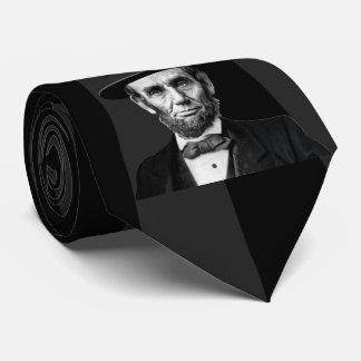 Abraham Lincoln Presidential Fashion Statement Tie