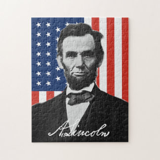 Abraham Lincoln Puzzle