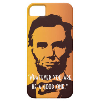 Abraham Lincoln Quotes iPhone 5 Case