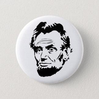 Abraham Lincoln Sketch 2 Inch Round Button
