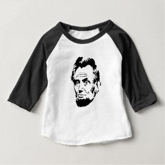 Abraham Lincoln Sketch Baby T-Shirt