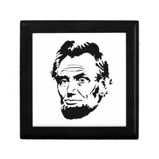 Abraham Lincoln Sketch Gift Box