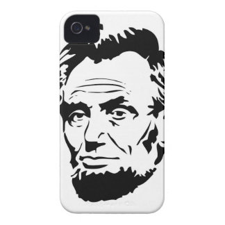Abraham Lincoln Sketch iPhone 4 Case-Mate Cases