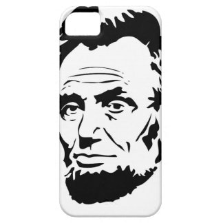 Abraham Lincoln Sketch iPhone 5 Case